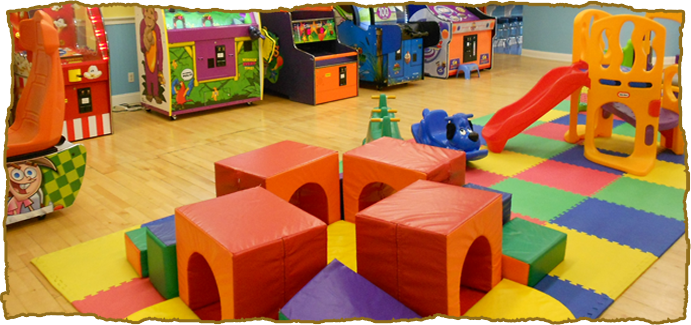 kids indoor playzone