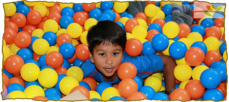 kids ball pools